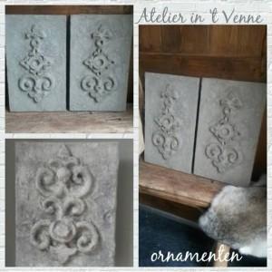Ornamenten Atelier in het Venne 1