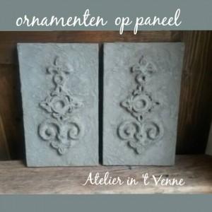 Ornamenten Atelier in het Venne 2