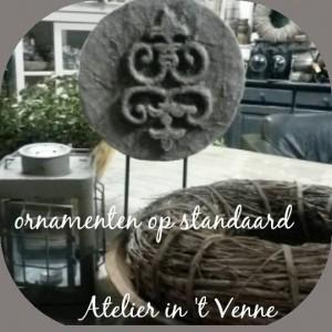 Ornamenten Atelier in het Venne 3
