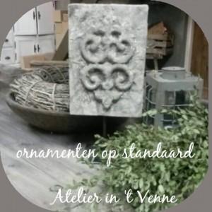 Ornamenten Atelier in het Venne 5