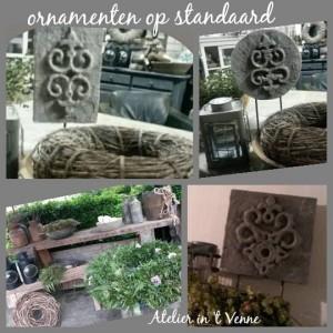 Ornamenten Atelier in het Venne 6
