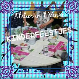 Kinderfeestjes Atelier in 't  Venne 1