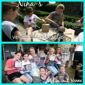 Kinderfeestjes Atelier in 't  Venne 4